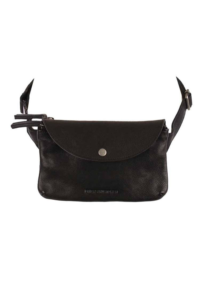 Indio Belt Bag in Black