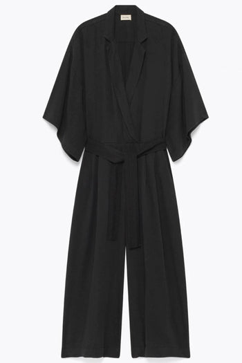Shop Online Janebay Jumpsuit in Carbon by American Vintage  Frockaholics Jumpsuit / Playsuit