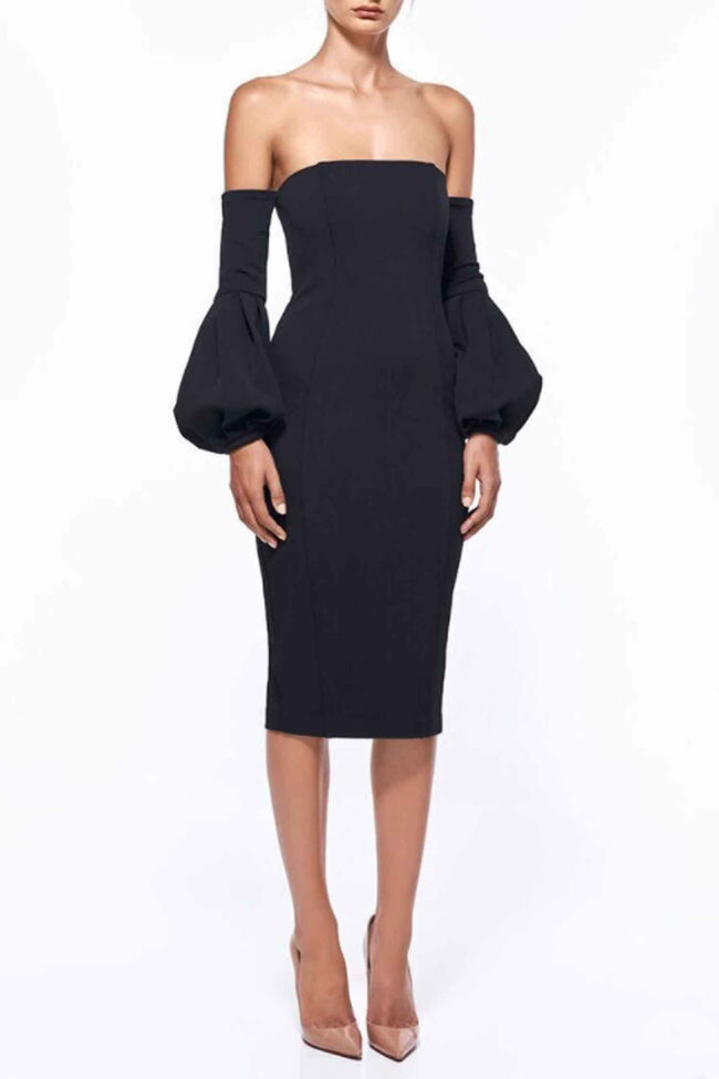 Shop Online Merena Bandage Dress | FINAL SALE by Misha Collection  Frockaholics Dresses