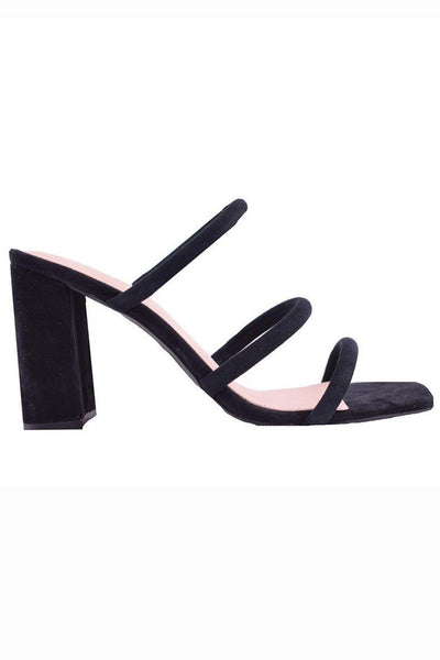Judith Mule in Black | FINAL SALE Shoes Sol Sana