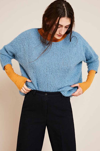 Jumper Boolder in Horizon Blue
