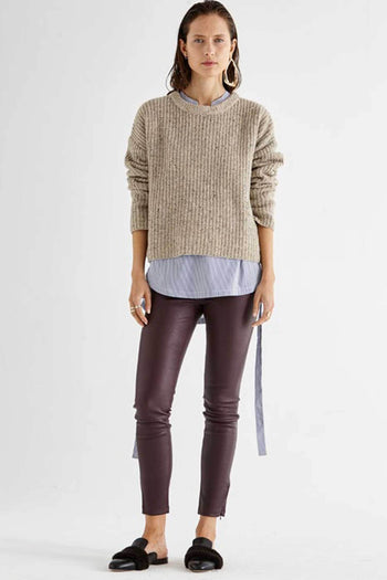 Shop Online Aceline Knit by Elka Collective  Frockaholics Tops