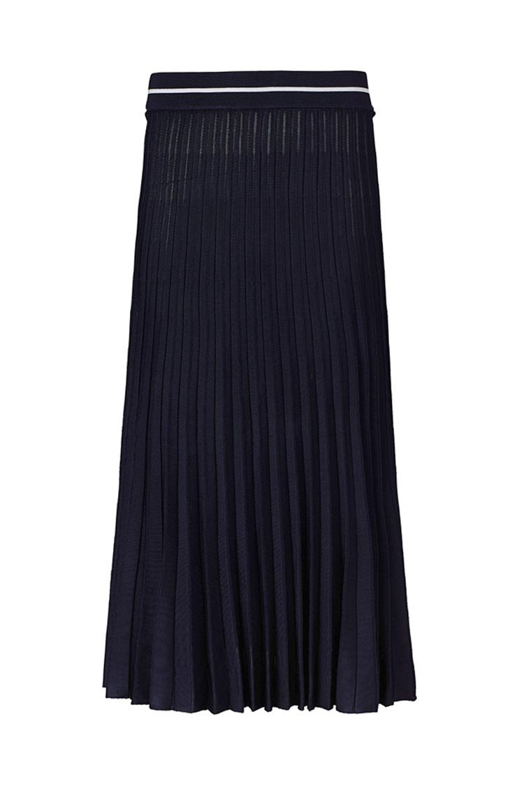 Ida Skirt in Navy