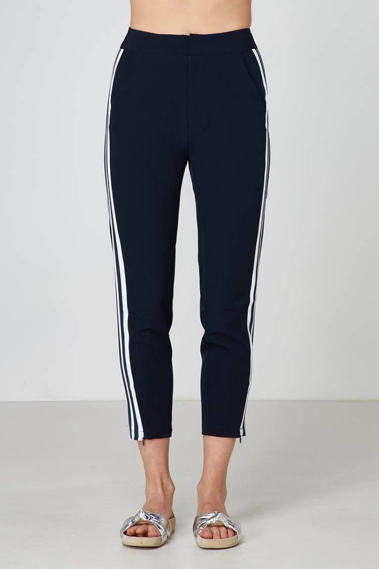 Haven Pant in Navy