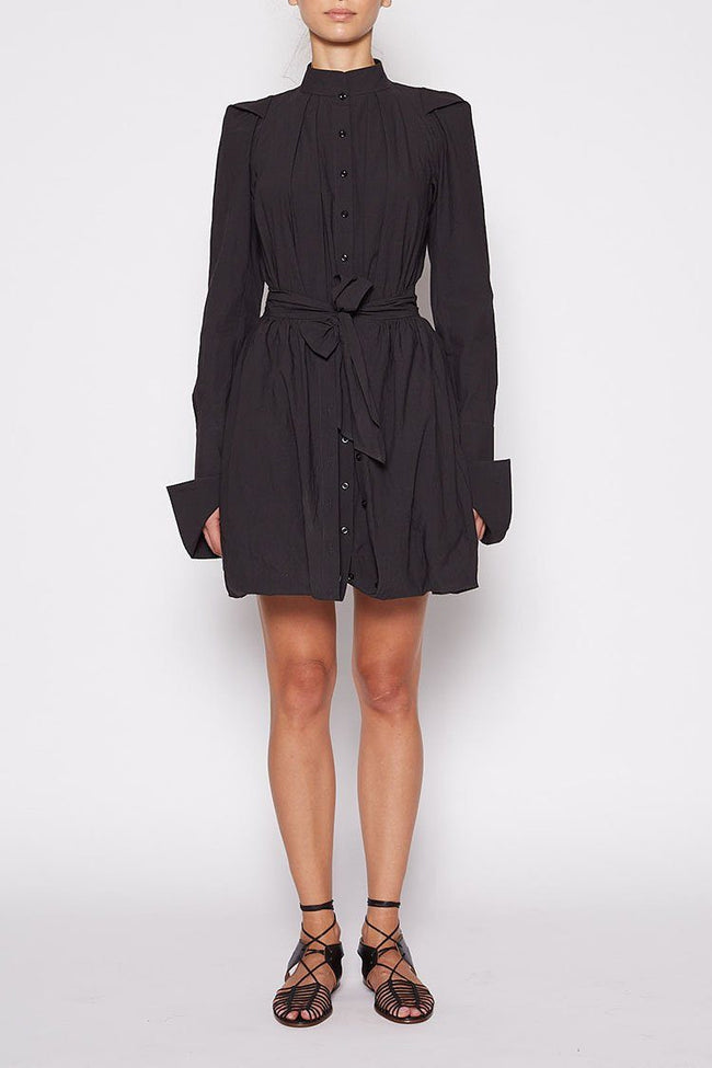 Two-Way Shirt Dress