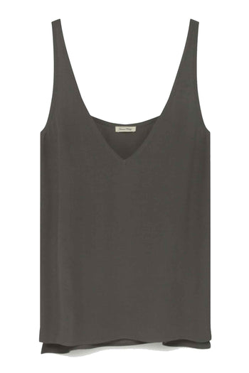 Adjustable Cami in Charcoal