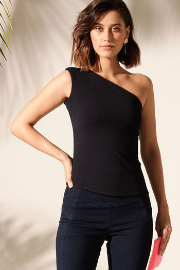 Obelisk Top in Navy