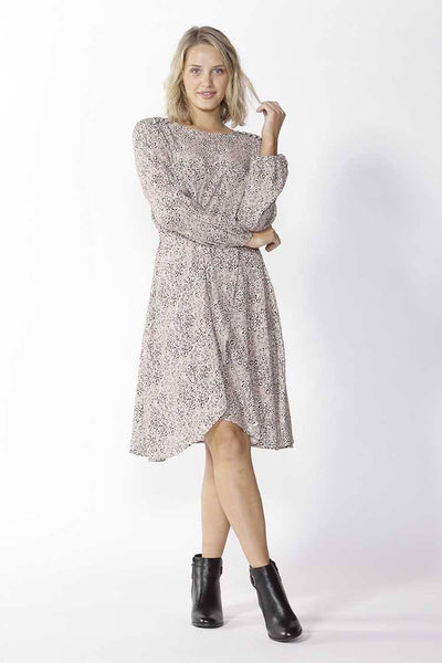 Lisbon Drawstring Dress Dresses Fate + Becker