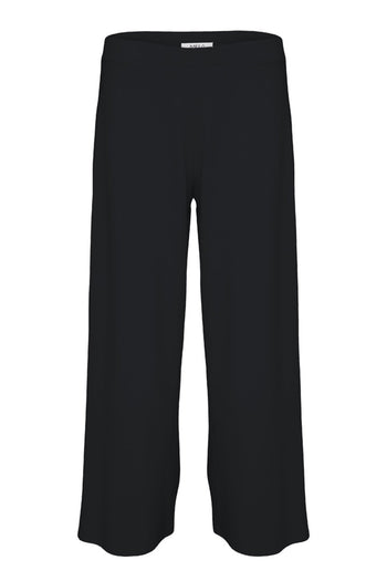 Wide Pant in Black