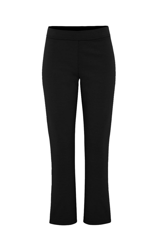 Slim Capri in Black