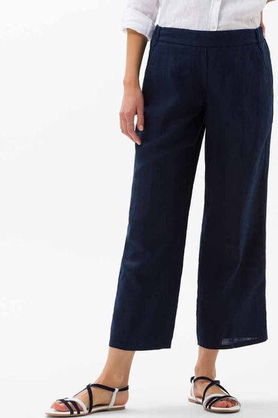Maine S Pant in Navy Bottoms Brax