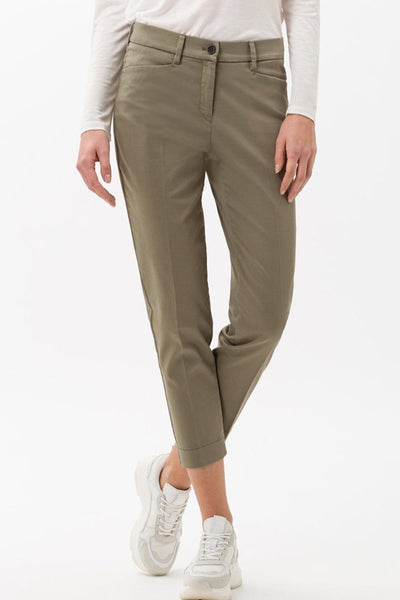 Mara S Pants in Sage Bottoms Brax