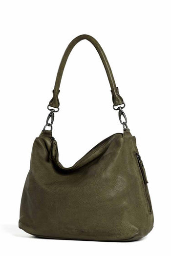 Marbella Bag in Dark Olive