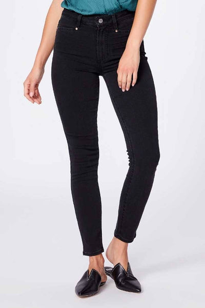 Margot Ankle Jeans w Jolene Pockets Bottoms Paige