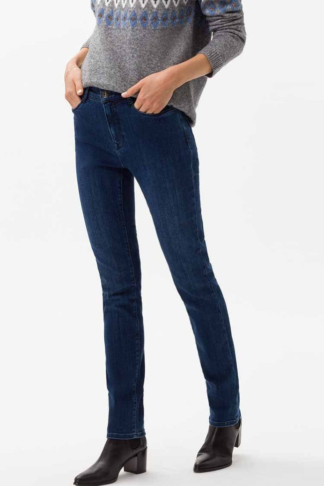Mary Jeans in Used Regular Blue