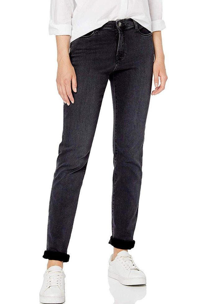 Mary Pant in Dark Grey