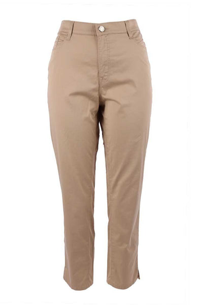 Mary S Pants in Beige Bottoms Brax