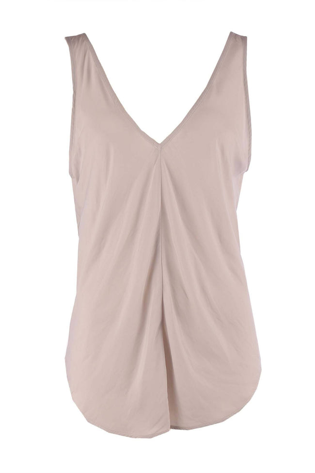 Liquid Cami in Ash