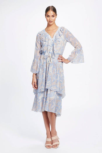 Amalfi Midi Dress