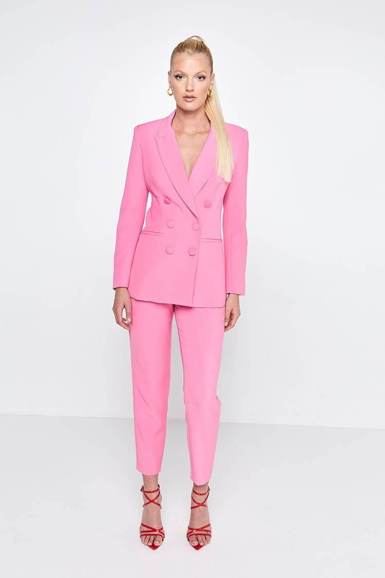 Pretty in Pink Blazer