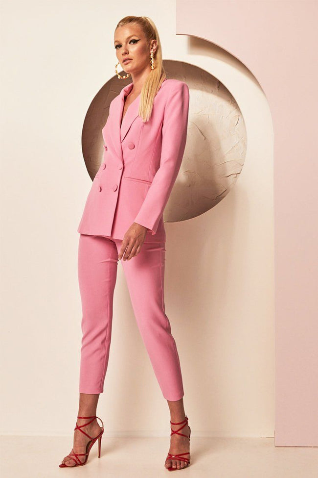 The Pretty in Pink Pant