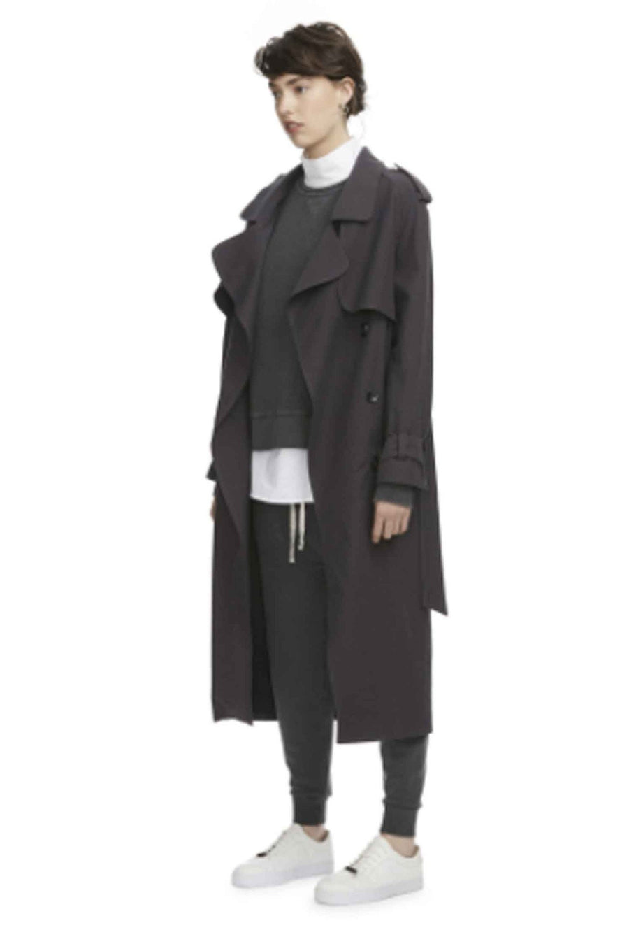 Clyde Twill Trench | FINAL SALE by C & M Camilla & Marc Frockaholics.com