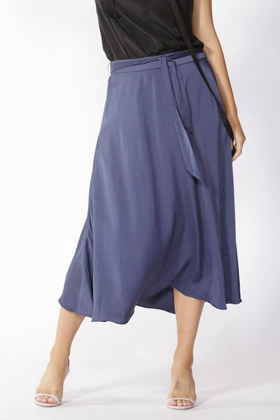Ophelia Midi Skirt Bottoms Fate + Becker