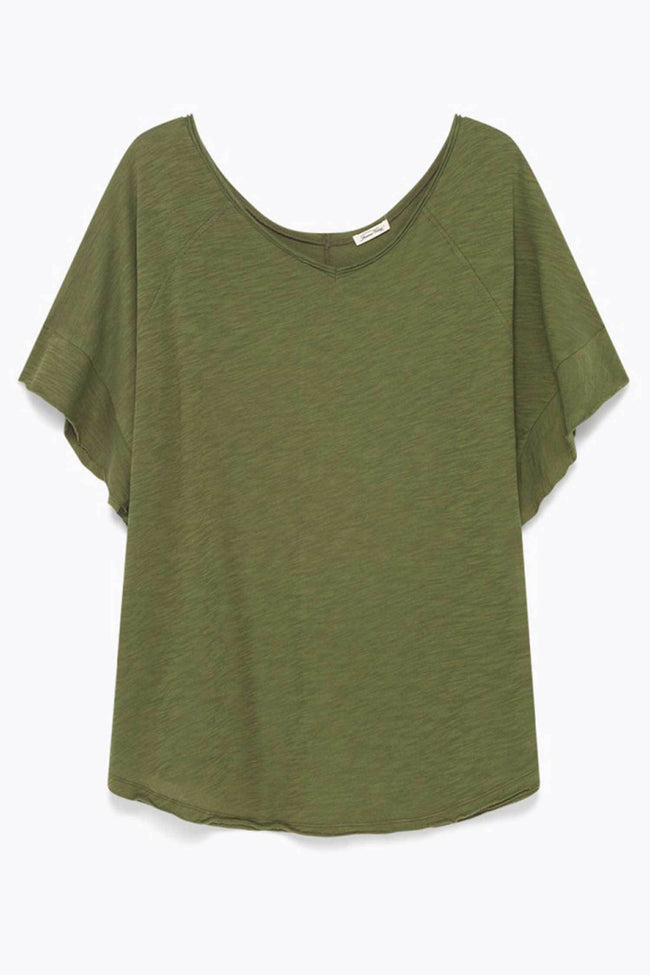 Shop Online Pimslion Top in Fern by American Vintage  Frockaholics Tops