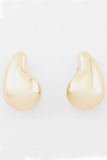 Esa Earring in Champagne Gold