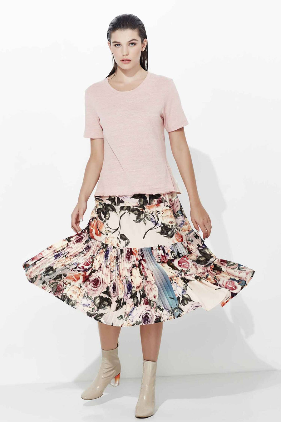Pleat Me Skirt by Curate Frockaholics.com