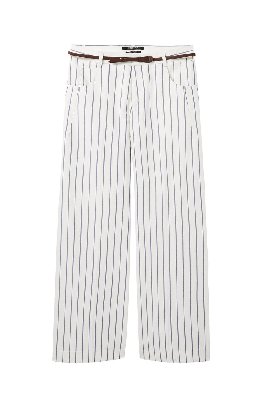 Extra Wide Leg Tailored Pants