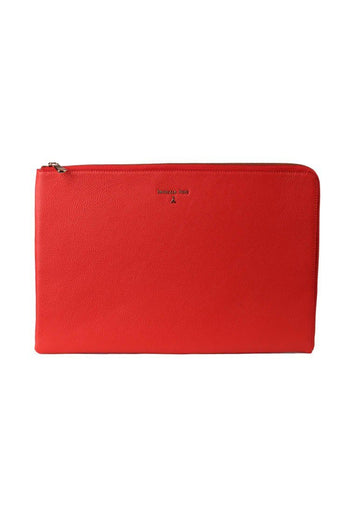 Device Pouch in Mars Red