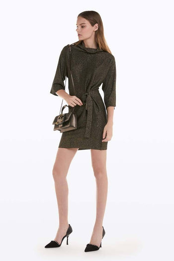 Mini Dress w Lurex