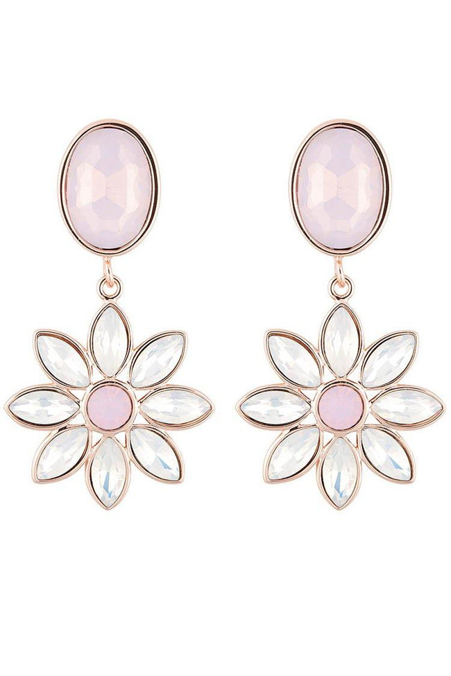 Dagna Pink Earrings