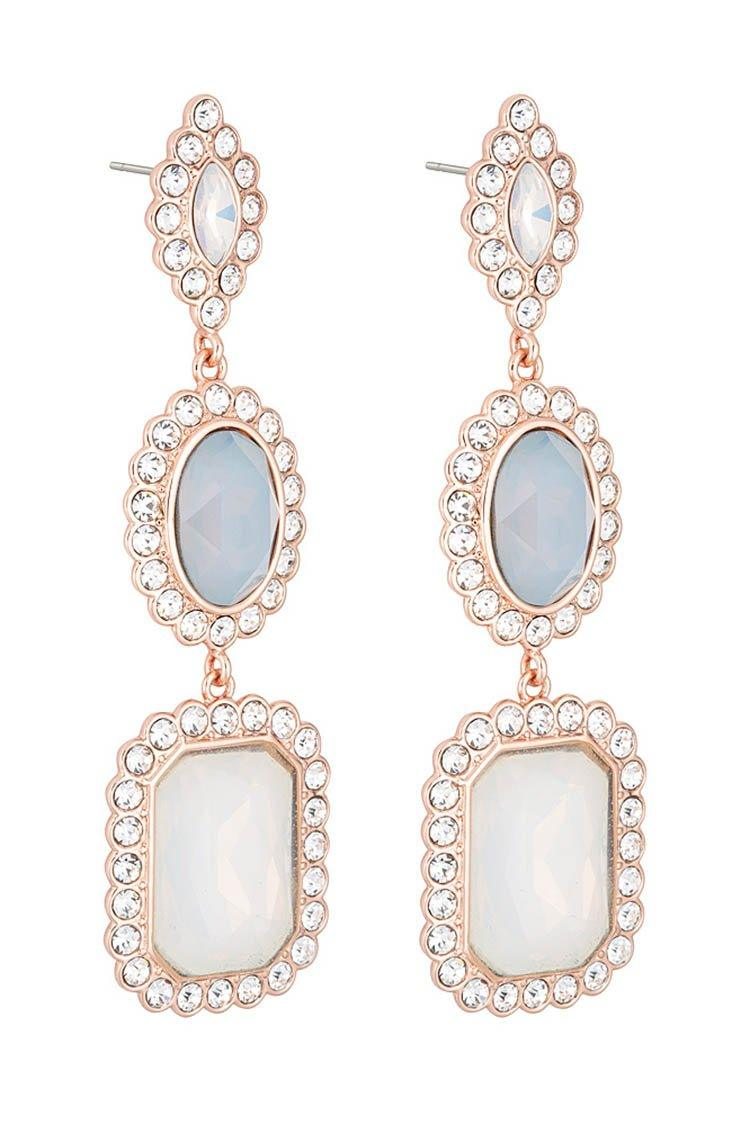 Hedda Pink Earrings