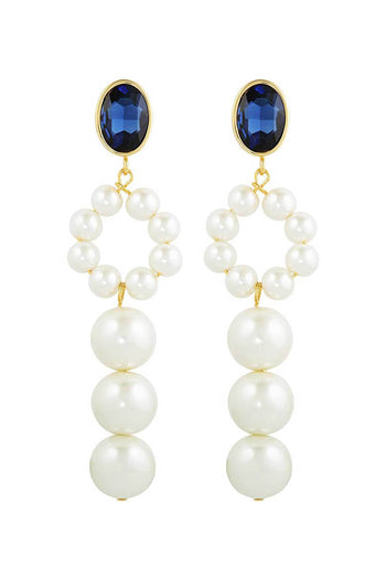 Shop Online Agata Clip Earrings by Peter Lang  Frockaholics Accessories