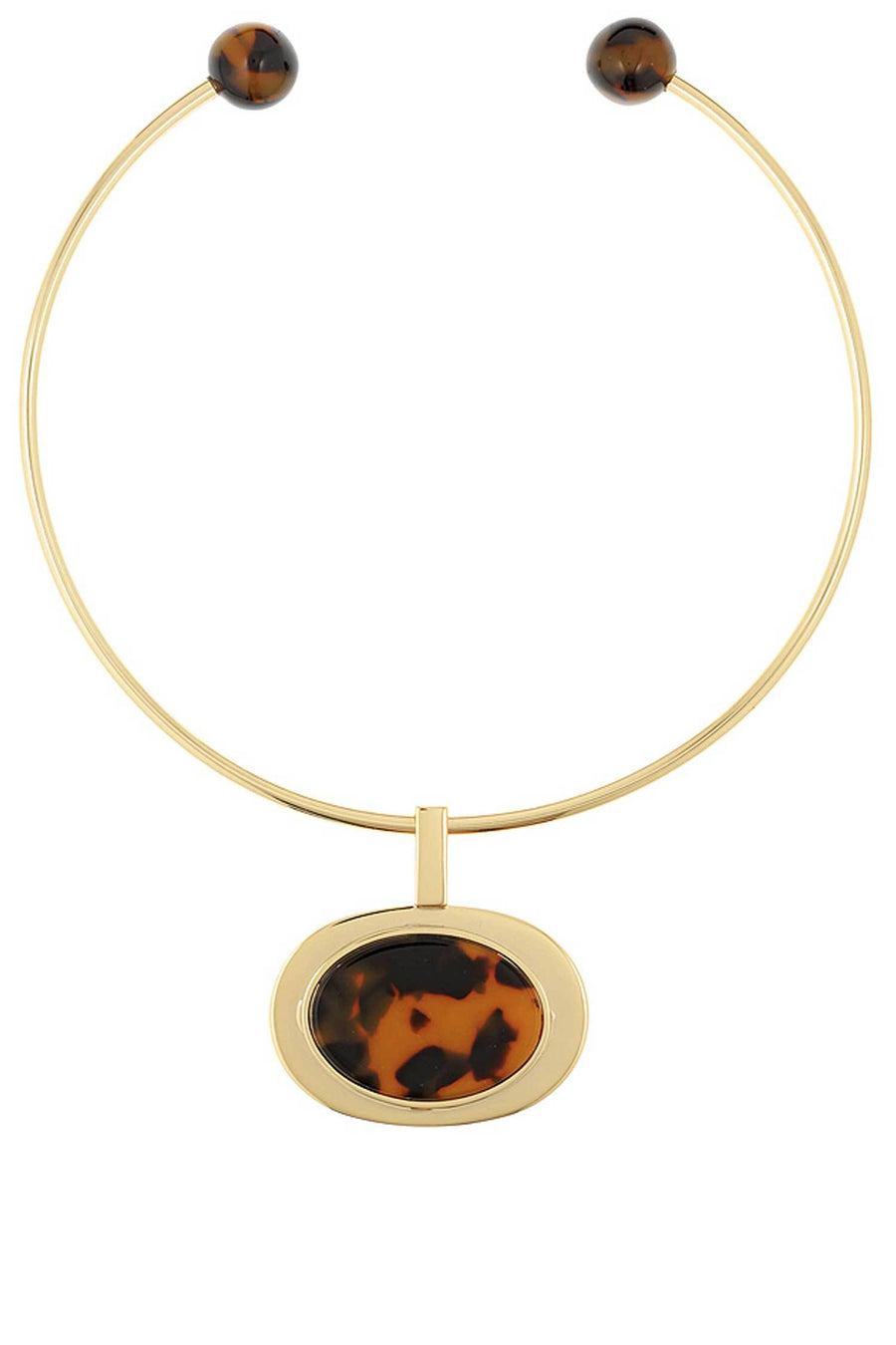 Shop Online Arianna Neckplate by Peter Lang | Frockaholics.com Accessories