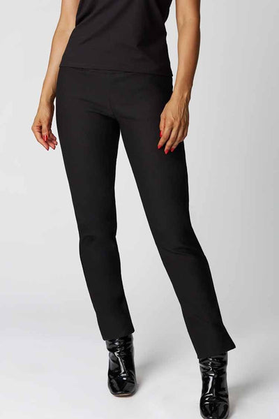 Ponti Marni Ankle Pant in Black Bottoms Andiamo