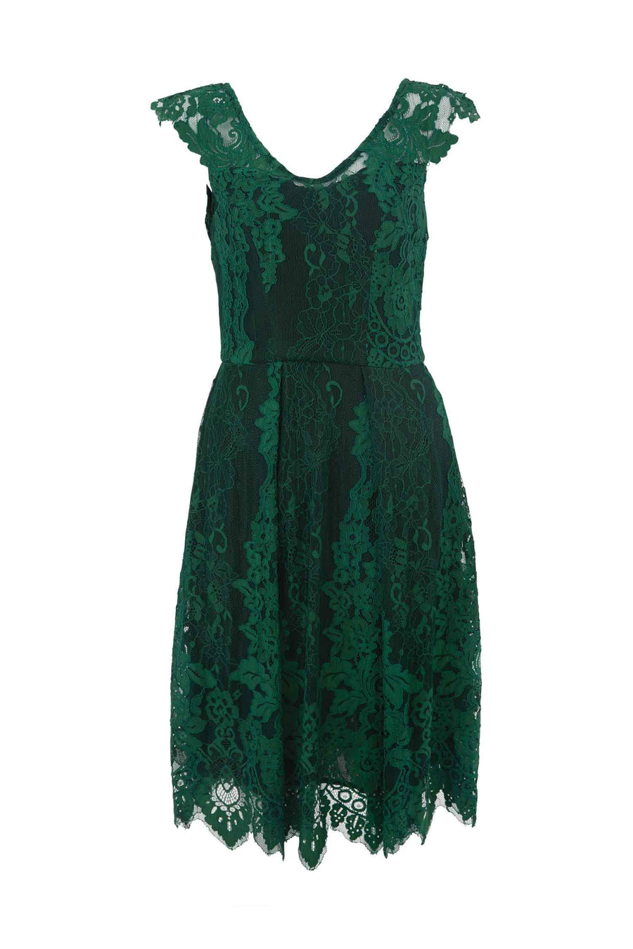 Full Of Lace Dress by Curate Frockaholics.com