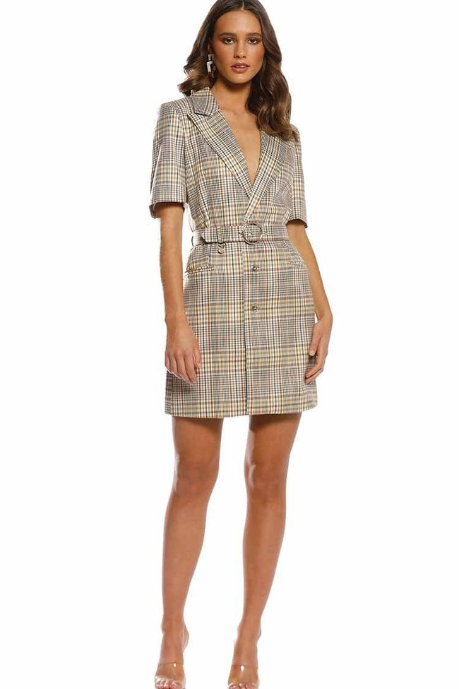 Reflection Blazer Dress