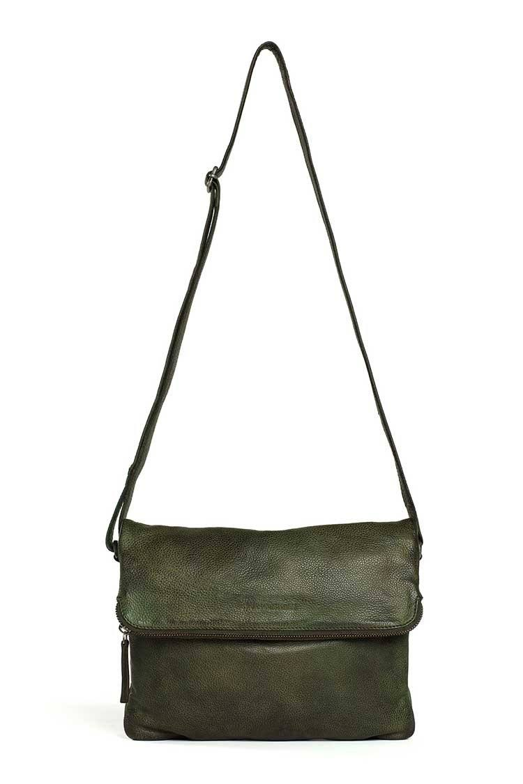 Roseberry Bag in Dark Olive