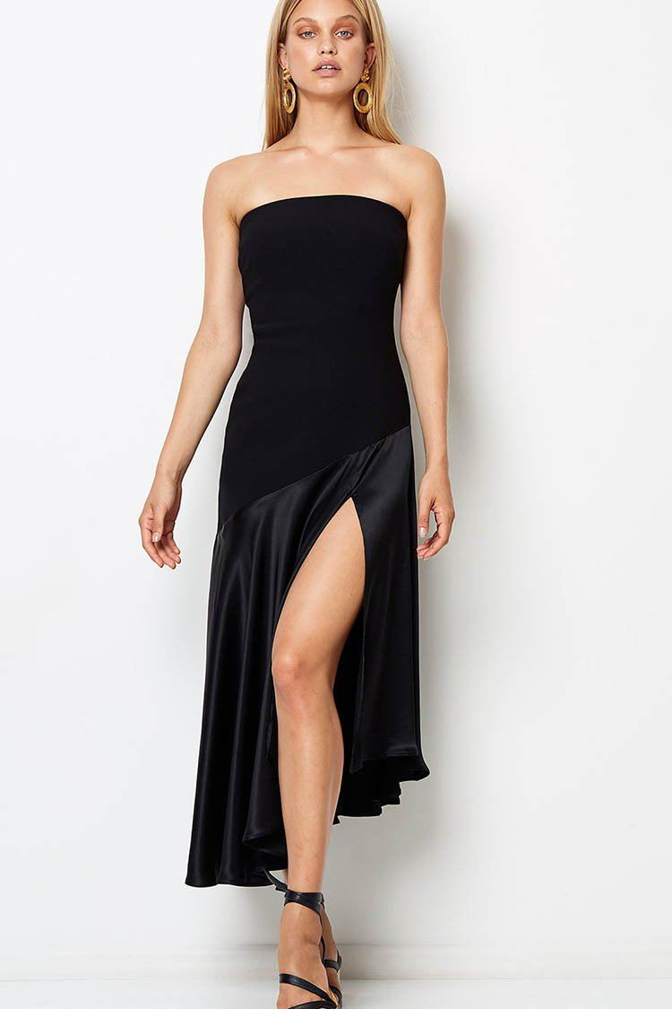 Natalia Strapless Dress