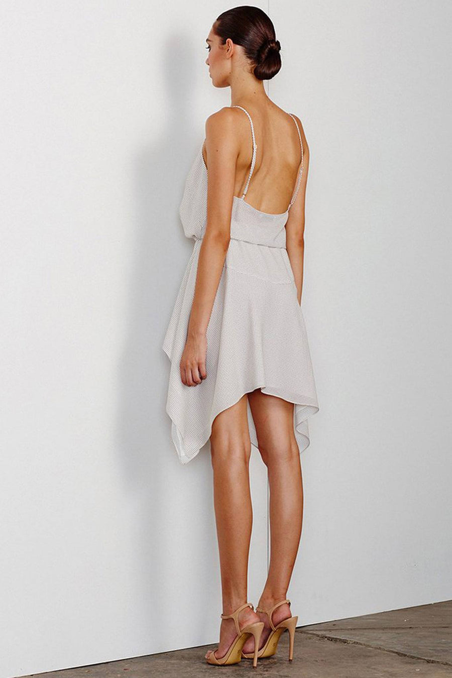 Catalina Drawsting Mini Dress