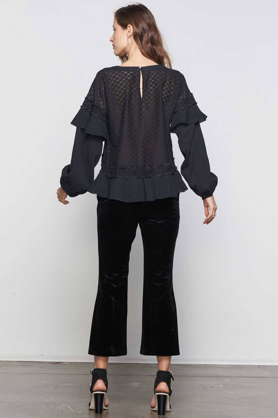 Cohen Blouse by Stevie May Frockaholics.com