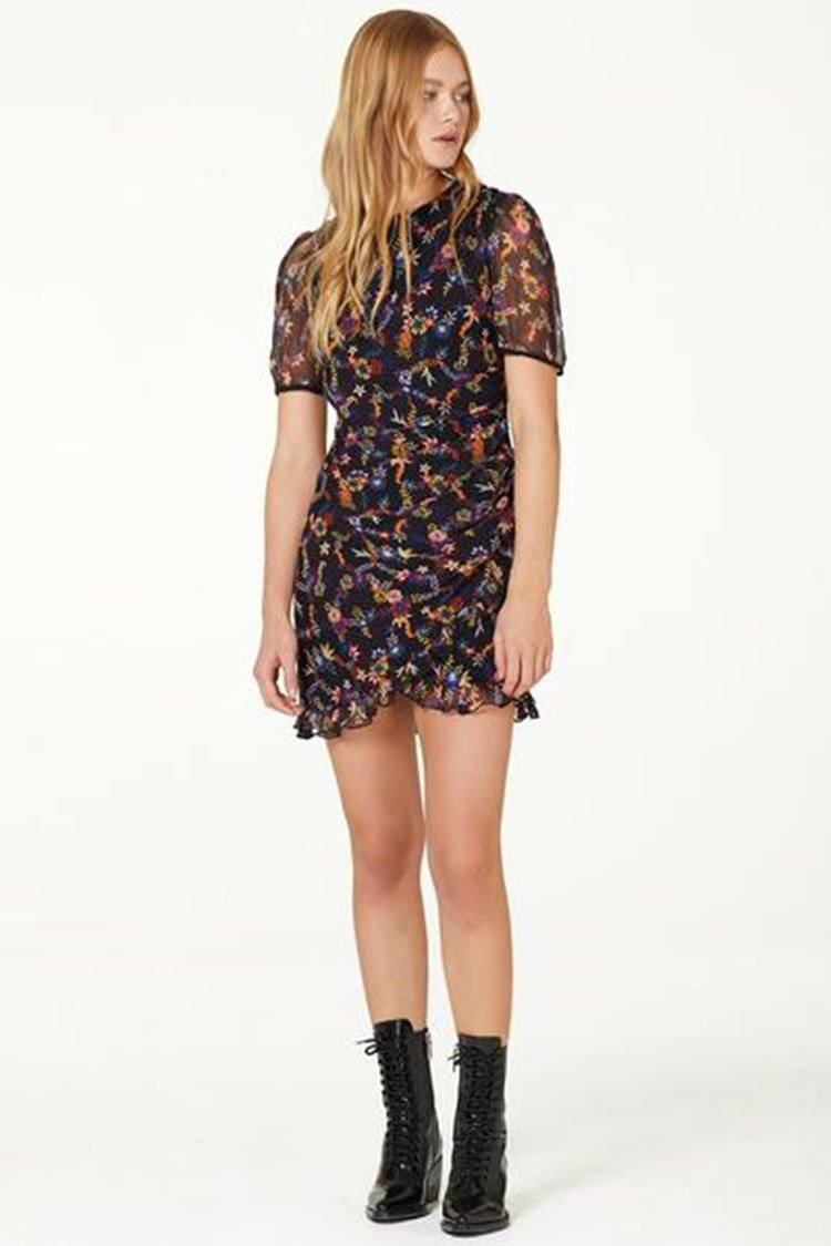Eze Mini Dress