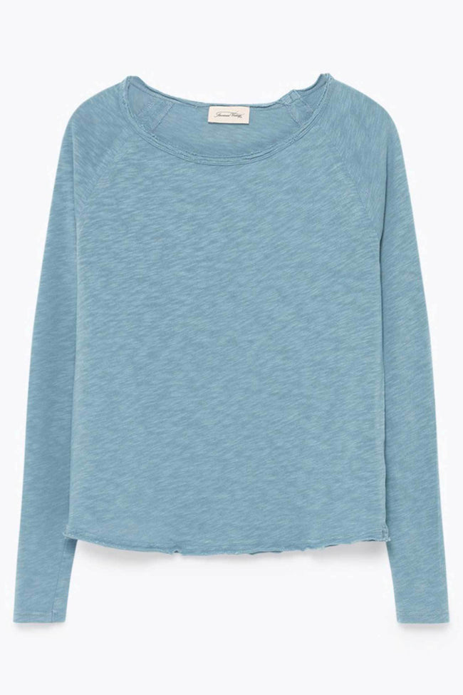 Shop Online Sonoma Sweatshirt in Sky Blue by American Vintage  Frockaholics Tops