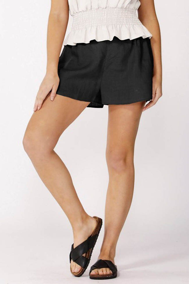 Alberte Short in Black