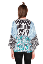 Shop Online Electromechanic Top by Desigual  Frockaholics Tops