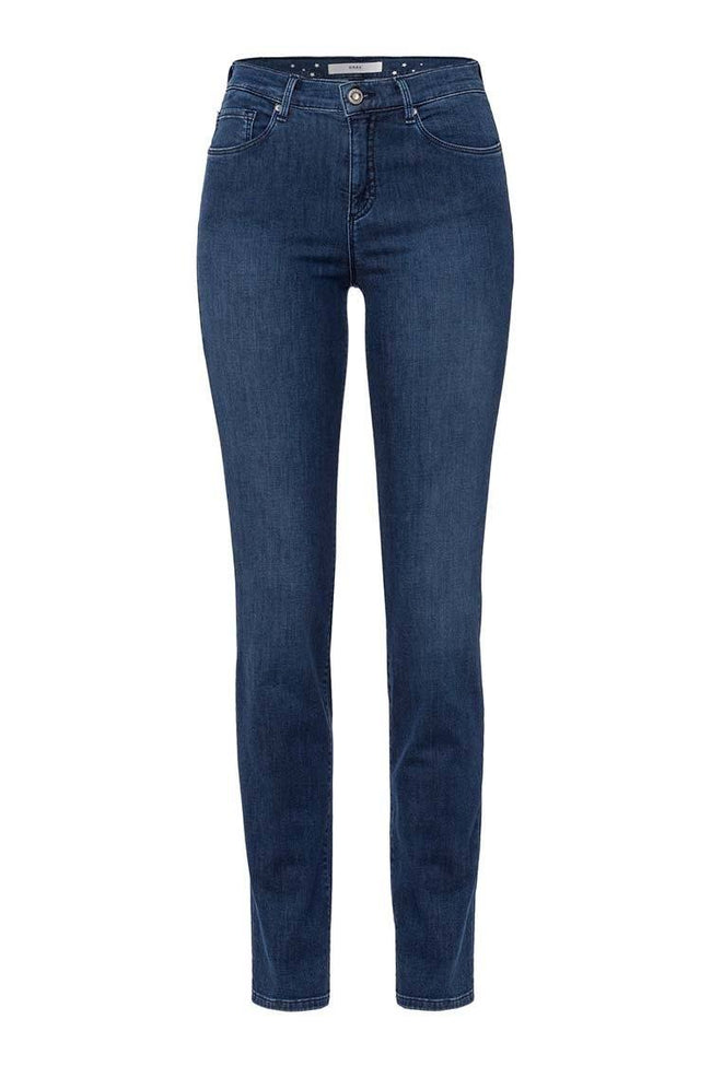 Shakira Thermo Plain Jean in Used Regular Blue