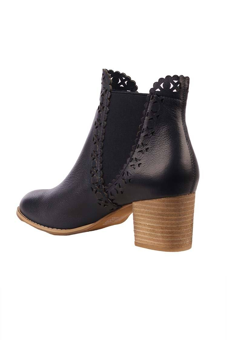 Simone Leather Boots
